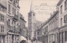 CPA  Feldpostkarte - Arlon - Eglise Saint Martin - 1914 - Etat: Coins Cornés Voir Scans - Arlon
