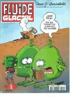 FLUIDE GLACIAL  N° 275   Couverture   LARCENET - Fluide Glacial