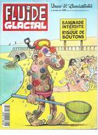 FLUIDE GLACIAL  N° 278   Couverture   EDIKA - Fluide Glacial