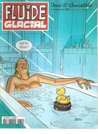 FLUIDE GLACIAL  N° 279   Couverture   MOERELL / LAMORTHE - Fluide Glacial