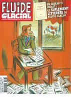 FLUIDE GLACIAL  N° 463   Couverture  BERBERIAN  ( Avec Le Supmément ) - Fluide Glacial