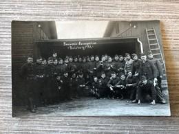 Photo Postcard Souvenir D'occupation Duisburg 1922 - Duisburg