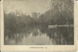 Portugal - Pedras Salgadas - Lago - Vila Real