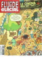 FLUIDE GLACIAL  N° 468   Couverture  DUTREIX - Fluide Glacial