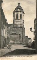 D32  VIC-FEZENSAC  Le Clocher, En Partie Du XII° Siècle   ..... ( Ref H1246 ) - Vic-Fezensac