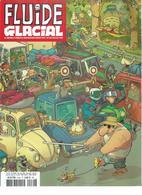 FLUIDE GLACIAL  N° 470   Couverture  JULIEN / LOÏS - Fluide Glacial