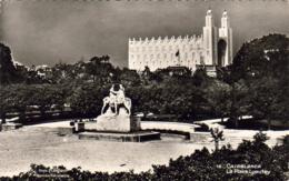 MAROC Casablanca  La Place Lyautey - Casablanca