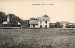 D32  AYGUETINTE  La Gare - Autres Communes