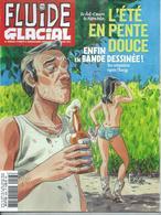 FLUIDE GLACIAL  N° 493  Couverture  CHAUZY / PELOT - Fluide Glacial