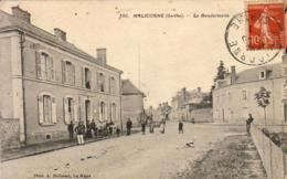 D72  MALICORNE La Gendarmerie - Malicorne Sur Sarthe