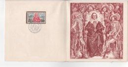 PREMIER RICHELIEU 1585-1642  93   SUR 2000 EXEMPLAIRES - FDC