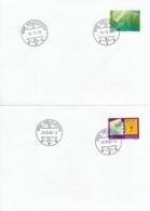 8501 HÄUSLENEN - Kanton Thurgau - Stempeländerung - Letzttag Alter Stempel & Ersttag Neuer Stempel - Poststempel