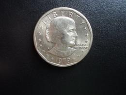 ÉTATS UNIS D'AMÉRIQUE : 1 DOLLAR   1979 D     KM 207       SUP+ - Federal Issues
