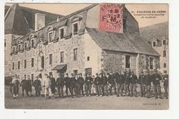 FOUGERES EN GREVE - LA GENDARMERIE AU QUARTIER DE CAVALERIE - 35 - Fougeres