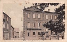 CLAIRA - Mairie, école  De Garçons Et Postes - Andere Gemeenten
