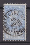 N° 60  CHATELINEAU - 1893-1900 Fine Barbe