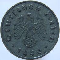 LaZooRo: Germany 10 Pfennig 1940 A XF / UNC - [ 4] 1933-1945 : Troisième Reich