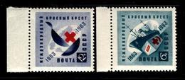 Russia 1963  Mi  2787.88  MNH ** - Ungebraucht