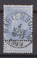 N° 60  MARIEMBOURG - 1893-1900 Fine Barbe