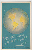 Its The Same All Ove The World - Hold-to-light (lovers)      (A-190-191024) - Hold To Light