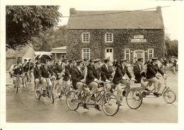 """CP De HANEFFE """" Le Royal Guidon Hesbignon Seule Fanfare Cycliste En Belgique """" - Donceel"""