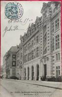75 PARIS - La Nouvelle Caserne Des Sapeurs Pompiers - Rue Carpeau (G. I. N° 564) - Unclassified