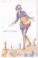 L'Agent De Liaisons ( 2 Scans) - Humoristiques