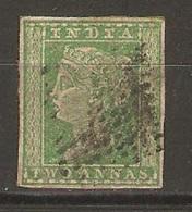 Timbre De 1854 ( Inde Anglaise ) - India (...-1947)