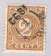 Netherlands Indies 18a Used Numeral 1883 (BP33321) - Unclassified