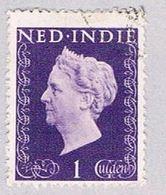 Netherlands Indies 288 Used Queen Wilhelmina 1948 (BP3388) - Netherlands