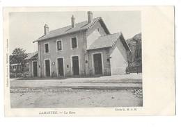 LAMASTRE (07) Gare Du Chemin De Fer - Lamastre