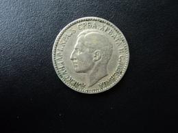 ROYAUME DES SERBES , DES CROATES ET DES SLOVÈNES : 1 DINAR  1925 (p)  KM 5   TTB * - Joegoslavië