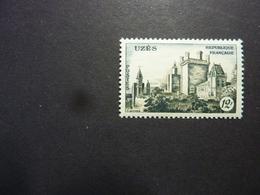 FRANCE, Année 1957, YT N° 1099 Neuf MH*, Uzès - Nuovi