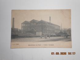 MARCHIENNE AU PONT - USINES GERMAIN - Charleroi