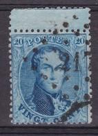 N° 15 B Avec Interpanneau  Défauts - 1863-1864 Médaillons (13/16)