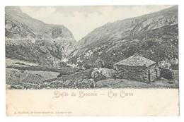 DEFILE DU LANCONE (20) Cap Corse - Autres Communes