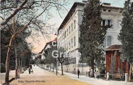 Pula - Pola - Tegetthoffstraße - 1910 - Croatie