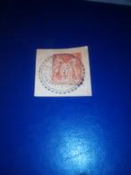 Cachet Facteur Boitier Sur Fragment 1901 LE FOUILLOUX Charente Inférieure TB - Poststempel (Einzelmarken)