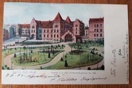 Germany Gruss Aus Lahr 1904 Kaserne - Allemagne