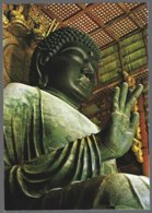 "CP Japon, "" Daibutsu "" Great  Buddha, Nara . Non Circulé - Budismo"