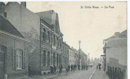 Sint-Gillis-Waas - De Post - Uitg. Jos. Van Den Bosch-Verbeke - 1924 - Sint-Gillis-Waas