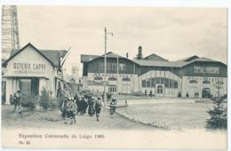 Luik - Liège - Exposition Universelle De Liège 1905 - No 42 - Osteria Capri - Liege
