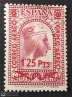Edifil 784.1938 Escudo De Monserrat Con Habilitación 1,25. - 1931-50 Usati
