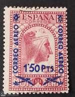 Edifil 785.1938 Escudo De Monserrat Con Habilitación 1,50 Pta. - 1931-50 Usati