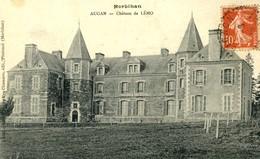 56 AUGAN Château De Lémo 1910 - Autres Communes