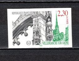FRANCE  N° 2647a   NON DENTELE  NEUF SANS CHARNIERE  COTE 15.00€   MONUMENT - France