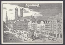 106202/ MUNCHEN, Nach Einem Holzschnitt Von Hans Weigel - Muenchen