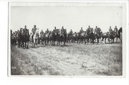 24230 - Armée Suisse Carte Photo F. Pommerening Kloten La Troupe à Cheval Cavaliers - Manoeuvres