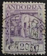 N°19A - Andorre Espagnol