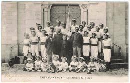 L'Etang-Vergy / Les Jeunes De Vergy - France